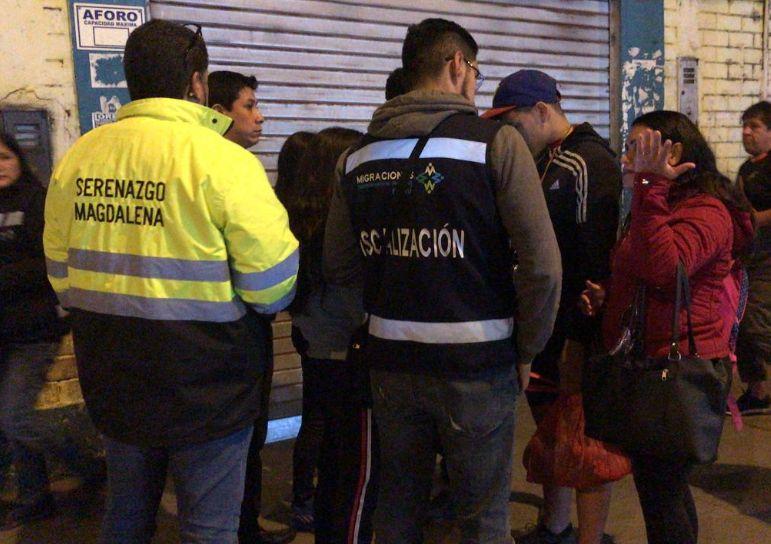 Magdalena: detienen a 17 extranjeros por no tener documentos en regla | FOTOS