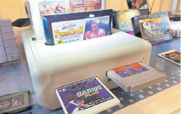 Retro Freak: Una consola retro para volver a disfrutar de los juegos de antaño