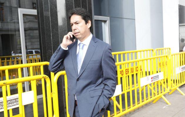 José Miguel Castro asegura no haber sido parte de 'ningún pacto de silencio'
