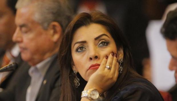 """Alejandra Aramayo: proyecto sobre reelección presidencial """"no es golpeador"""""""