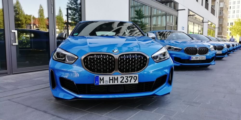 Serie 1 (Modelo: BMW M135i xDrive)