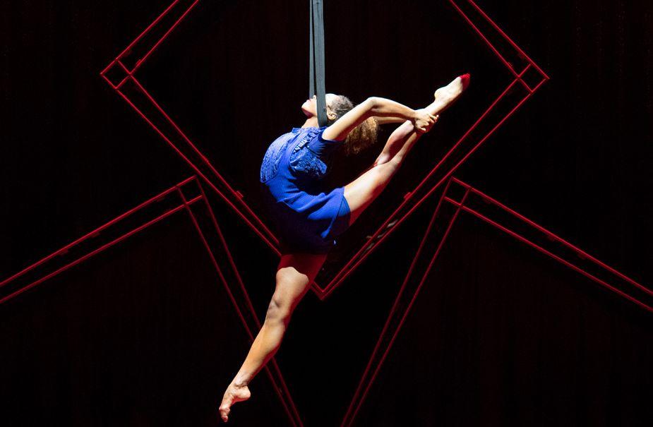 Cirque Eloize: imágenes para entender su espectáculo 'Hotel'