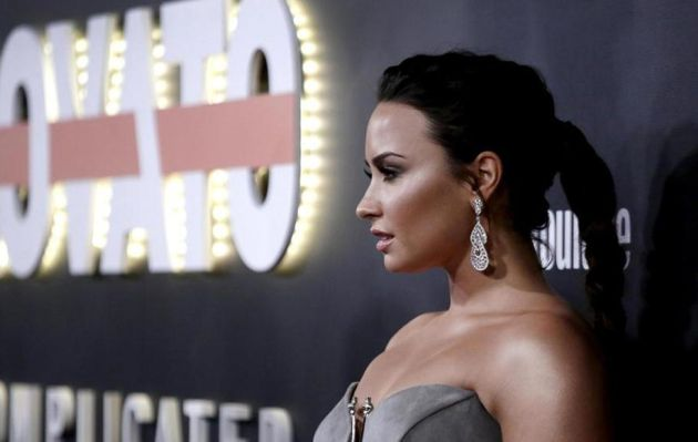 Demi Lovato entre el top 10 de las artistas más seguidas de Spotify pese a su ausencia musical