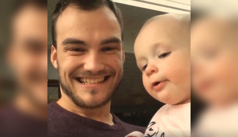 Bebé es captado haciendo beatbox y enternece a miles de usuarios en Facebook