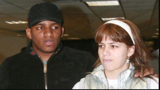 Ambos tienen dos hijos, Adriano y Jeremy. (El Comercio)