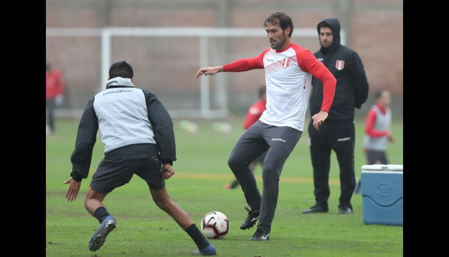 Selección peruana reinició entrenamientos con miras a los Juegos Panamericanos Lima 2019 | FOTOS
