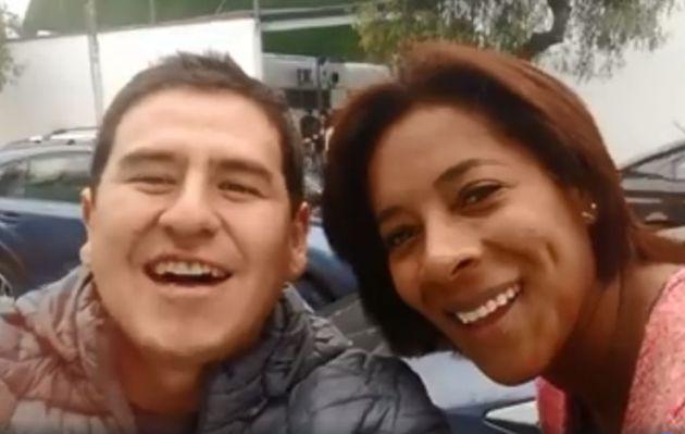 Se pronuncia el joven que grabó video junto a la congresista Leyla Chihuán