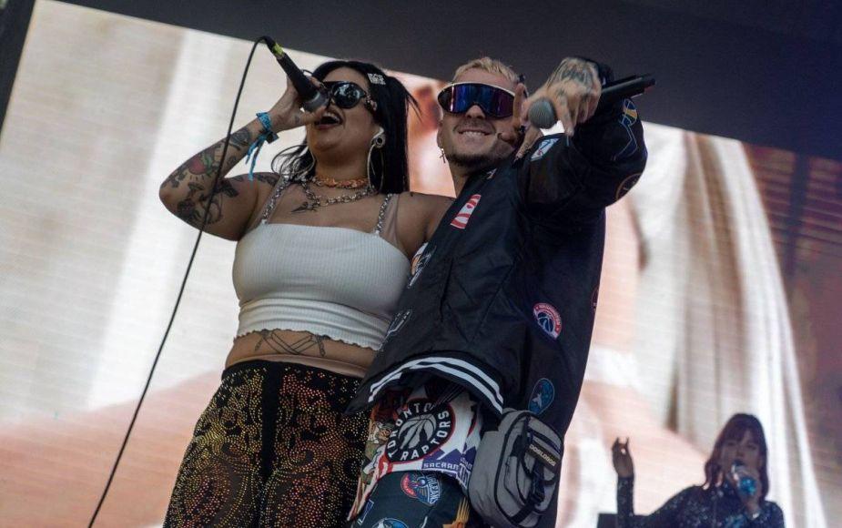 Lollapalooza 2019: el neoperreo debutó en el evento e hizo bailar hasta abajo al público
