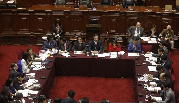 Comisión Permanente del Congreso sesionará este martes 9 de julio
