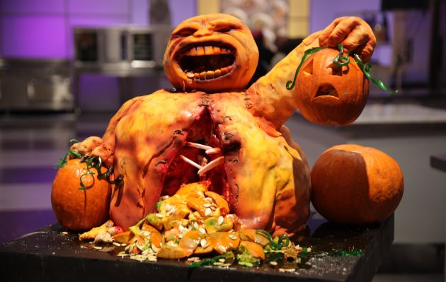 Halloween: los siete mejores pasteles para hoy