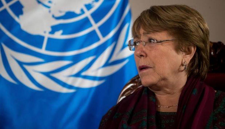 Bachelet se reunió con familiares de presos opositores en Venezuela   VIDEOS