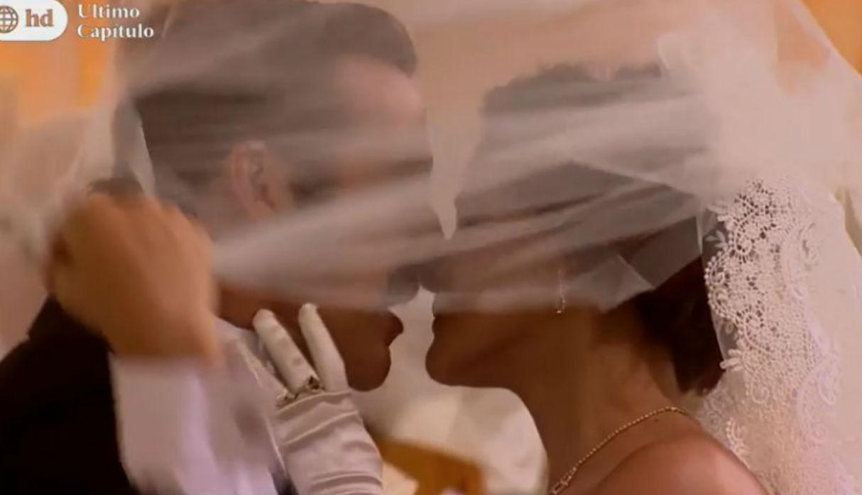 De vuelta al barrio: Malena y Pichón se casaron (al fin) [VIDEO y FOTOS]