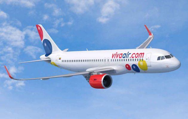 Viva Air moderniza su flota con 50 aviones nuevos