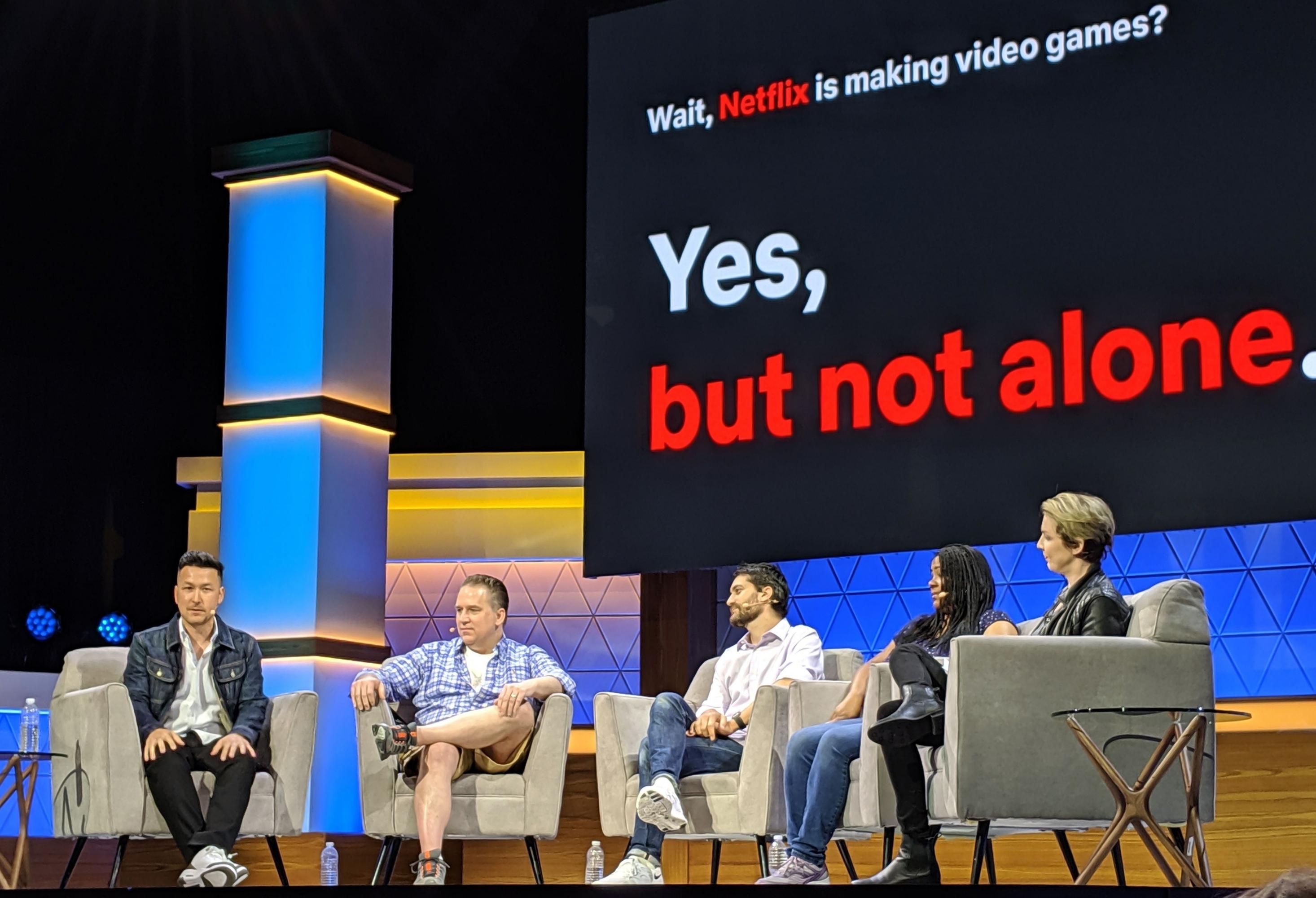 """Netflix confirma sus ambiciones en los videojuegos con """"Stranger Things"""""""