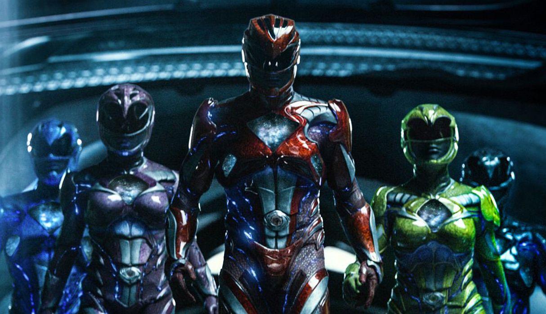 Power Rangers regresarían con un reboot y un elenco totalmente nuevo | FOTOS
