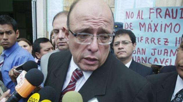 Carlos Chipoco, abogado y ex congresista, falleció a los 64 años