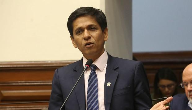 """Jorge Meléndez: """"Mesa Directiva debería ser presidida por un representante de minorías"""""""