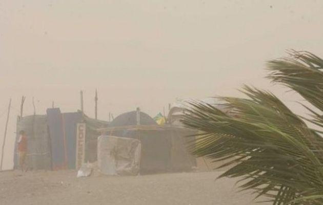Habrá incremento de viento en la costa entre hoy y el jueves, informa Senamhi