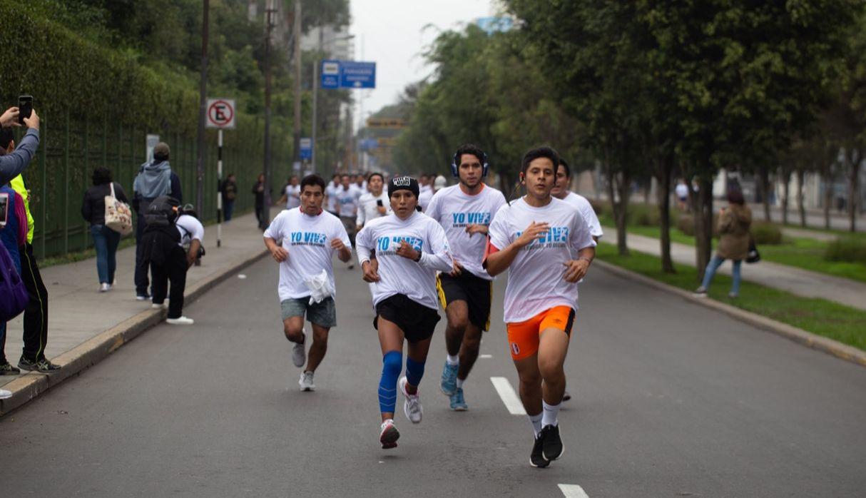 Más de 5 mil personas participaron en carrera 5k organizada por Dirandro y Devida | FOTOS
