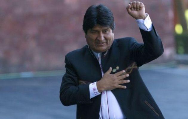Evo Morales envía condolencias tras muerte del ministro José Huerta