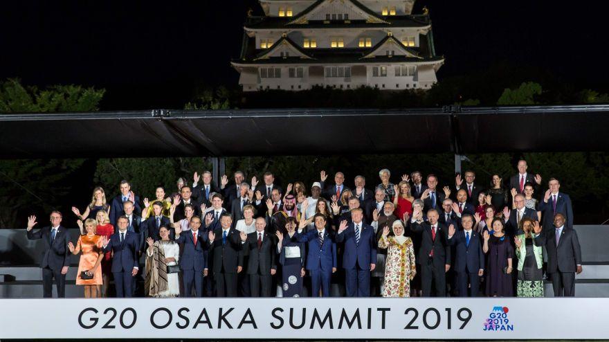 Los principales líderes de la cumbre del G20 en Osaka, uno por uno | FOTOS