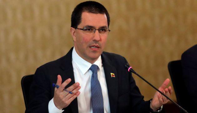 EE.UU. impone sanciones contra el canciller de Venezuela y una jueza