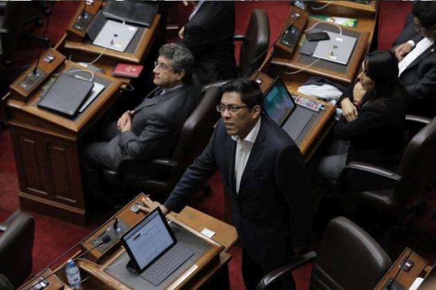 Vicente Zeballos: 'No hay ninguna intromisión del Ejecutivo en el sistema judicial'