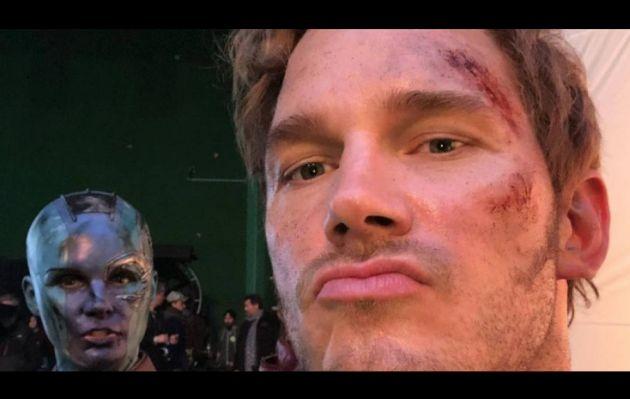 'Avengers: Endgame': actor rompe las reglas y revela video de cómo se filmó la película