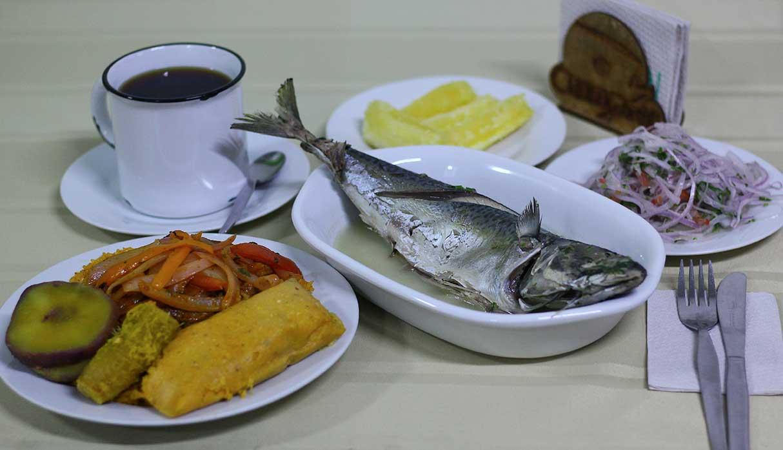 El perfecto desayuno peruano  para celebrar el cumpleaños del Perú