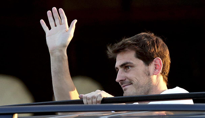 Iker Casillas cuelga los guantes y se une al staff directivo del Porto
