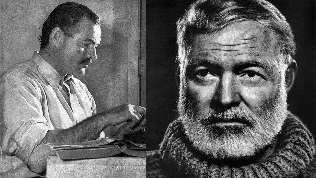 Ernest Hemingway: las 8 frases más potentes del autor