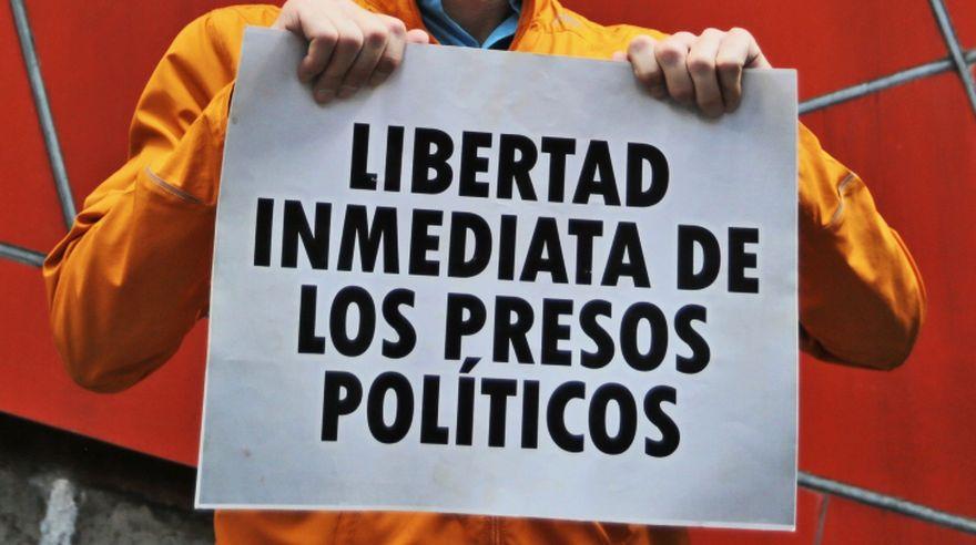 """Venezuela: Parlamento pide a Bachelet verificar la salud de """"presos políticos"""""""
