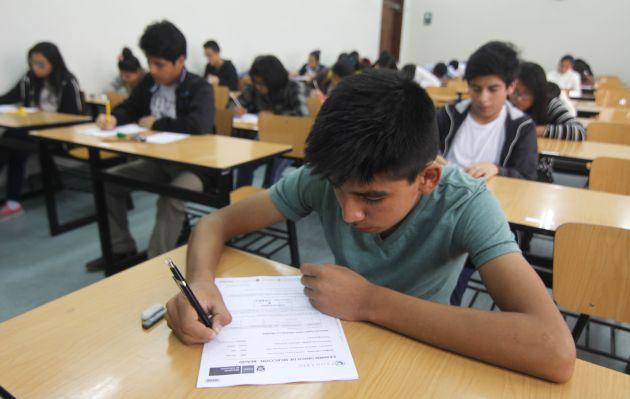Pronabec ofrece más de 200 becas a hijos de docentes de la Carrera Pública Magisterial