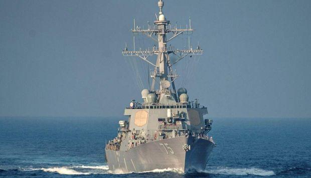 """Rusia: Armada rusa seguirá los movimientos de destructor """"Donald Cook"""" de Estados Unidos en mar Negro"""