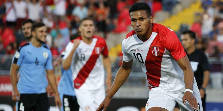 Perú cayó 1-0 ante Paraguay por el Sudamericano Sub 20