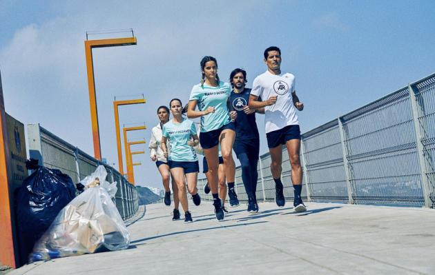 Adidas continúa con la concientización sobre la contaminación plástica marina