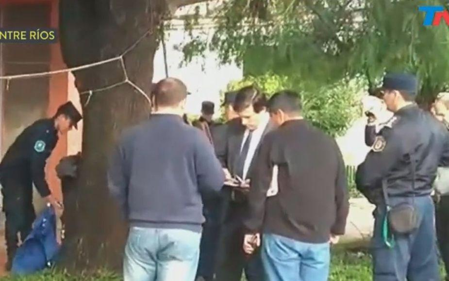 Argentina: detienen al principal sospechoso del ataque al diputado Héctor Olivares | FOTOS