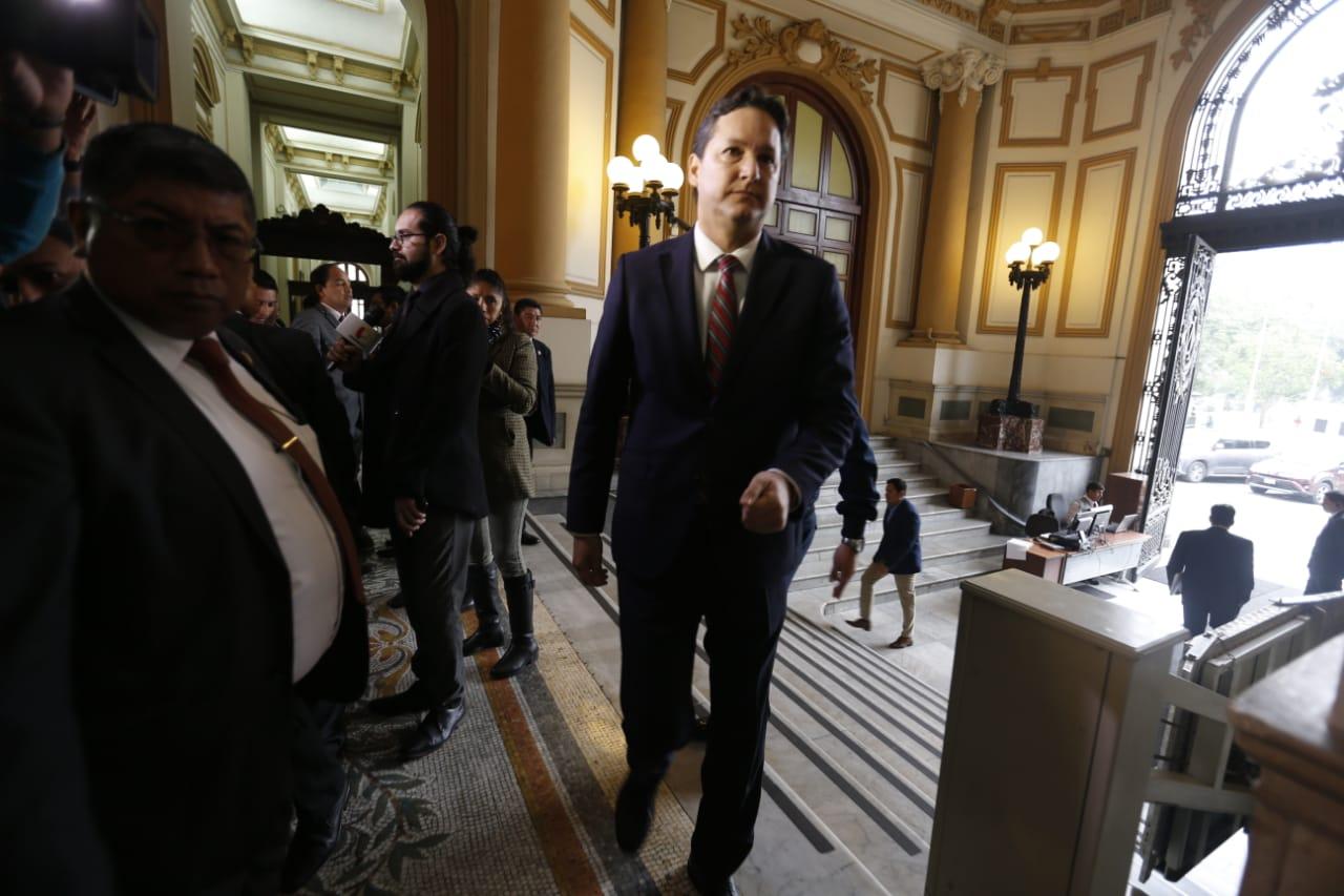 Salaverry sobre casación de Keiko Fujimori: Se debe respetar el debido proceso