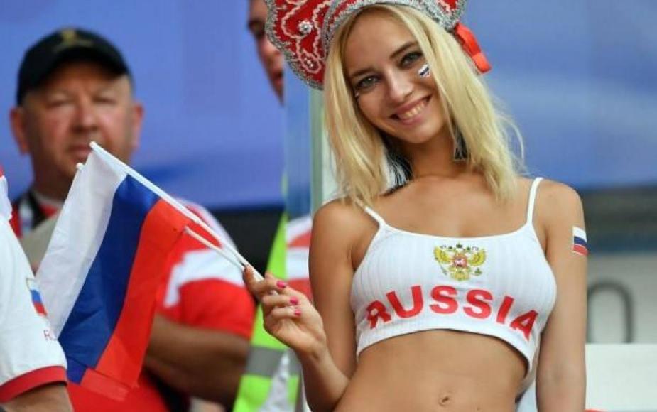 Rusia 2018: revelan que la hincha más sexy del Mundial es estrella XXX