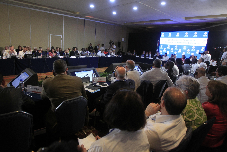 EE.UU. quiere que la OEA reconozca al enviado de Guaidó la próxima semana