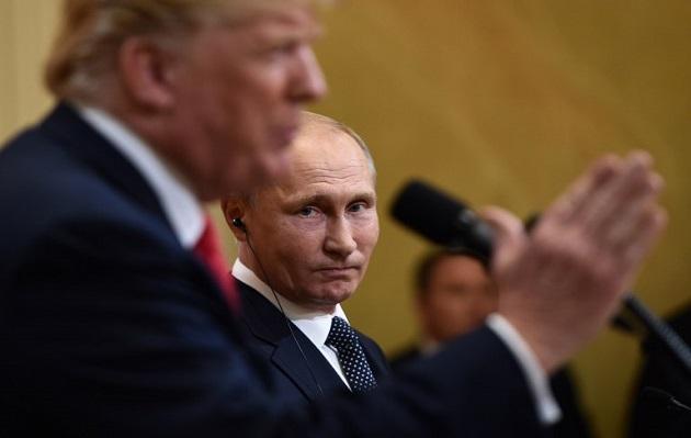 Rusia asegura que sanciones de Estados Unidos no harán cambiar su política