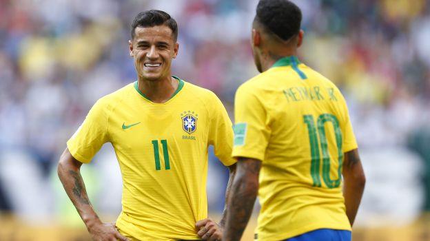Brasil venció 2-0 a Catar en amistoso de fecha FIFA
