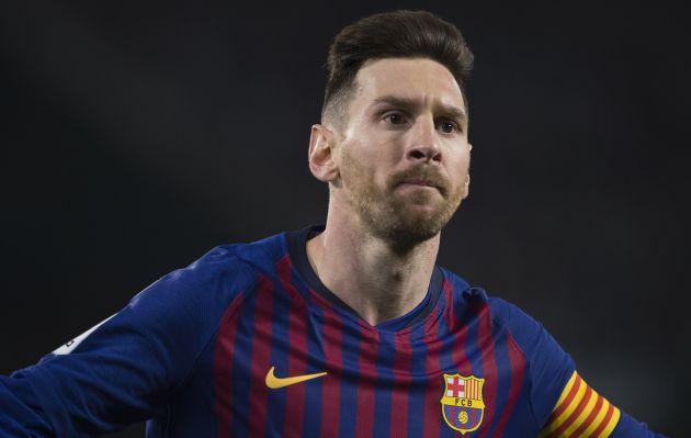 Lionel Messi: 'No prometí traer la Champions League, sino hacer todo lo posible por traerla y decepcionamos'