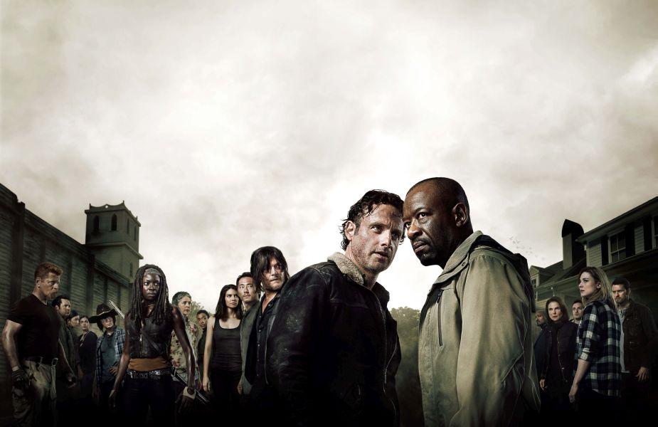 The Walking Dead: se estrena la segunda parte de la sexta temporada
