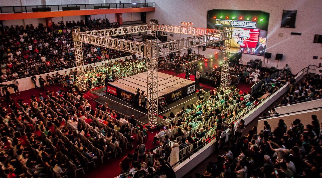 Ricky Marvin se coronó como el nuevo campeón Sudamericano de Imperio y Carlito sigue reinando [FOTOS]