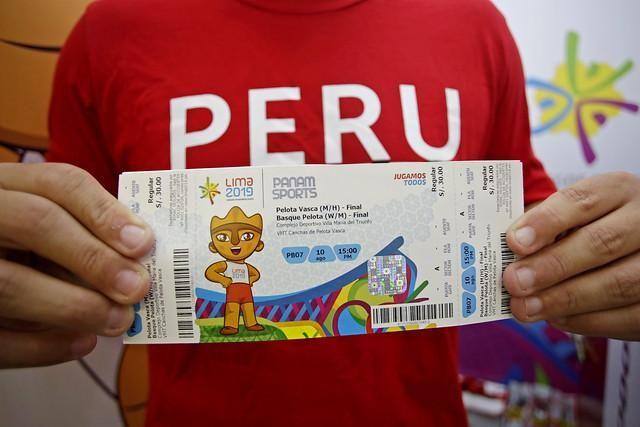 Lima 2019: aún hay entradas para 26 deportes de los Juegos Panamericanos