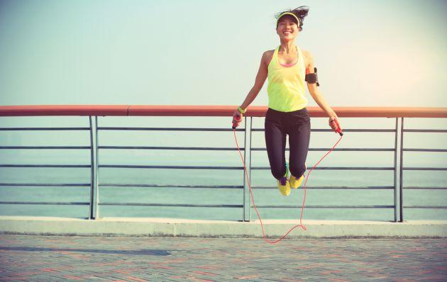 Los tipos de entrenamiento o deportes de mayor gasto calórico
