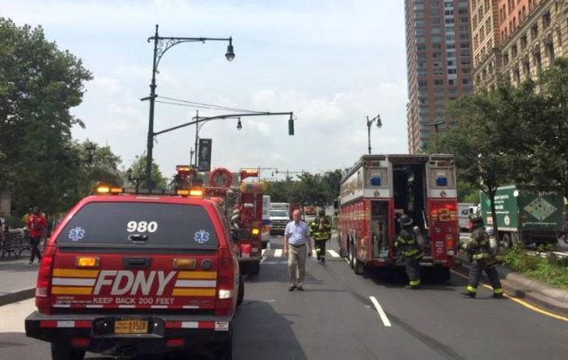 Nueva York: estatua de la Libertad es evacuada por alarma de incendio