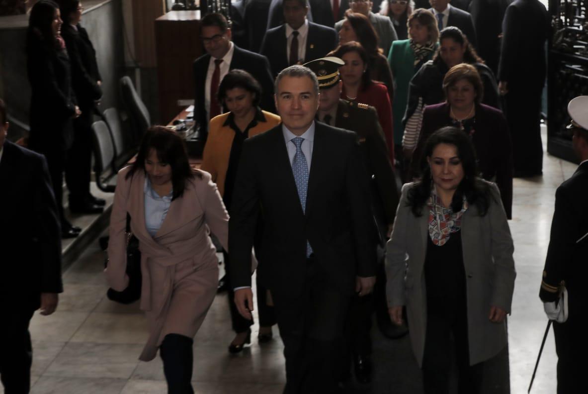 Lado B del discurso de Salvador Del Solar ante el Congreso | FOTOS