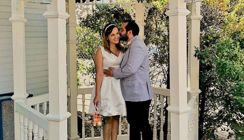 Junior Silva y Carla Tello se separaron luego de cinco meses de matrimonio. (Foto: Instagram)